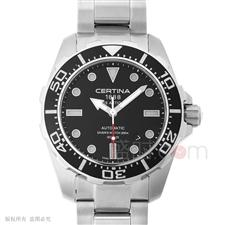 雪铁纳 Certina 潜水系列 C013.407.11.051.00 机械 男款