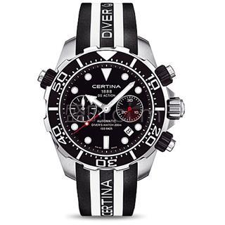 雪铁纳 Certina 潜水系列 C013.427.17.051.00 机械 男款