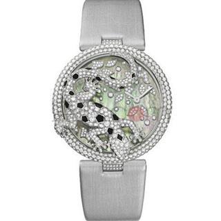 卡地亚 Cartier 创意宝石腕表 HPI00404 石英 女款