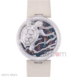 卡地亚 Cartier 创意宝石腕表 HPI00405 石英 女款