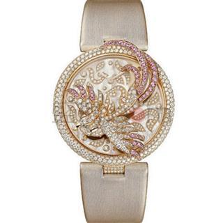 卡地亚 Cartier 创意宝石腕表 HPI00406 石英 女款