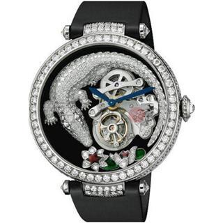 卡地亚 Cartier 创意宝石腕表 HPI00414 机械 女款
