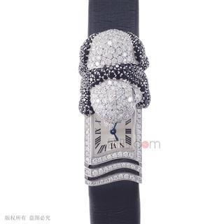 卡地亚 Cartier 创意宝石腕表 HPI00452 石英 女款