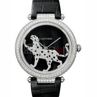 卡地亚 Cartier PANTHERE DE CARTIER腕表系列 HPI00490 机械 中性款