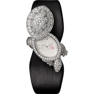 卡地亚 Cartier 创意宝石腕表 HPI00518 石英 女款