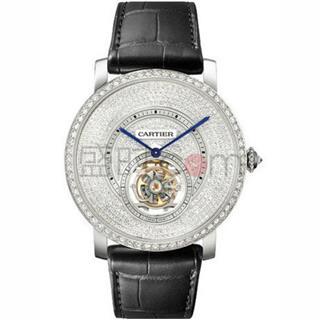 卡地亚 Cartier 创意宝石腕表 HPI00592 机械 男款