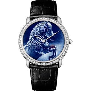 卡地亚 Cartier RONDE DE CARTIER腕表 HPI00612 机械 女款