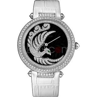 卡地亚 Cartier 创意宝石腕表 HPI00633 机械 女款