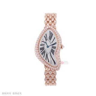 卡地亚 Cartier CRASH腕表 HPI00653 机械 女款