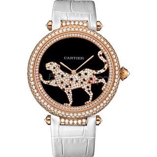 卡地亚 Cartier 创意宝石腕表 HPI00684 机械 女款