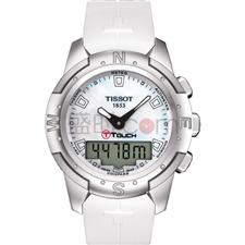 天梭 Tissot 高科技触屏系列 T047.220.47.111.00 石英 男款