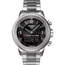 天梭 Tissot 高科技触屏系列 T083.420.11.057.00 石英 男款