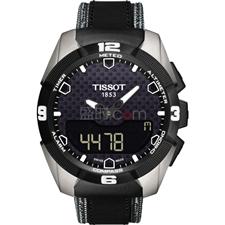 天梭 Tissot 高科技触屏系列 T091.420.46.051.01 石英 男款