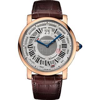 卡地亚 Cartier ROTONDE DE CARTIER腕表 W1580001 机械 男款