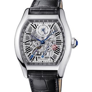 卡地亚 Cartier 创意宝石腕表 W1580004 机械 男款