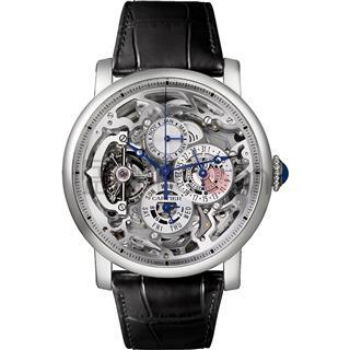 卡地亚 Cartier ROTONDE DE CARTIER腕表 W1580017 机械 男款