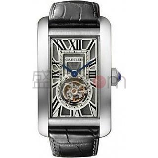 卡地亚 Cartier 创意宝石腕表 W2620007 机械 男款