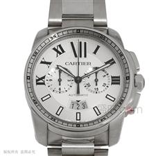 卡地亚 Cartier CALIBRE W7100045 机械 男款