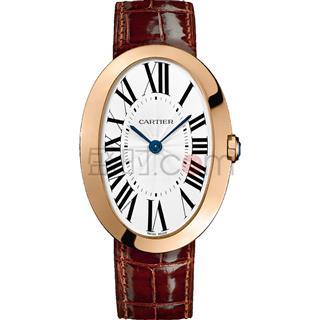 卡地亚 Cartier BAIGNOIRE腕表 浴缸 W8000002 机械 女款