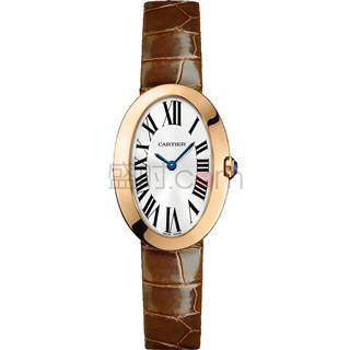 卡地亚 Cartier BAIGNOIRE腕表 浴缸 W8000007 石英 女款