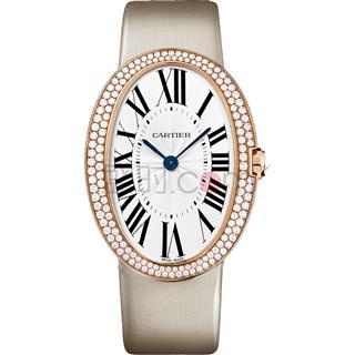 卡地亚 Cartier BAIGNOIRE腕表 浴缸 WB520005 手动机械 女款
