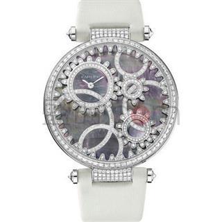 卡地亚 Cartier 创意宝石腕表 WD000002 石英 男款