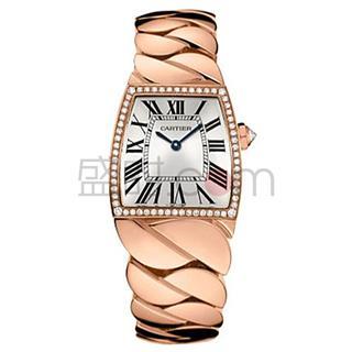 卡地亚 Cartier 创意宝石腕表 WE60050I 石英 女款