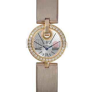 卡地亚 Cartier DELICES WG600006 石英 女款
