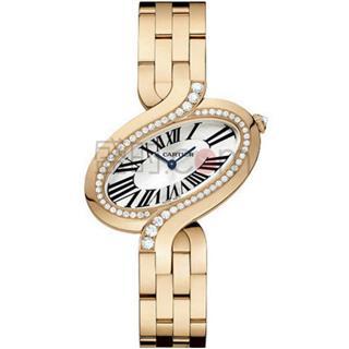 卡地亚 Cartier DELICES WG800006 石英 女款