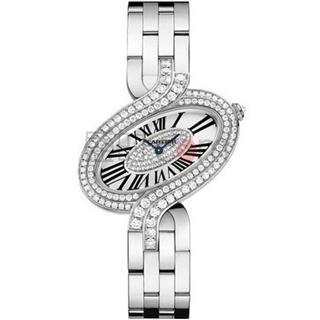 卡地亚 Cartier DELICES WG800009 石英 女款