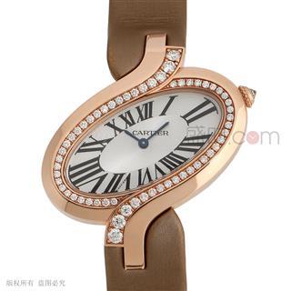 卡地亚 Cartier DELICES WG800017 石英 女款