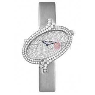 卡地亚 Cartier DELICES WG800022 石英 女款