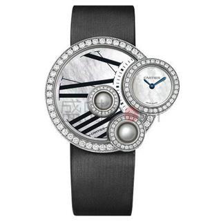 卡地亚 Cartier 创意宝石腕表 WJ304850 石英 女款