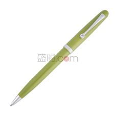 OMAS奥玛仕 镀钯绿色笔杆圆珠笔 商务送礼 C06C000500-00