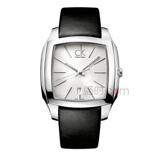 卡文尔克莱恩 Calvin Klein  recess悠然系列 K2K21120 男士石英表
