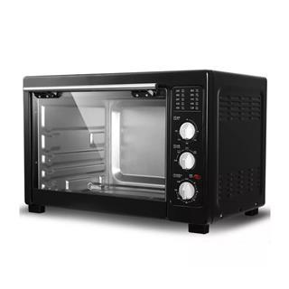 美的(Midea)電烤箱家用大容量 廣域控溫 MG38CB-AA 38L黑色