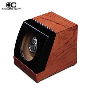 OC开合摇表器 手表收纳盒 机械表上链盒 转表器 1表位ww-01723
