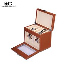 OC开合摇表器 自动机械上链盒 转表器 真皮手表晃表器收纳盒  4G-D21