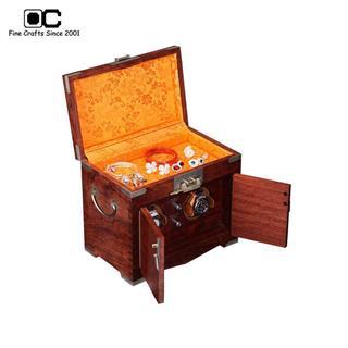 開合搖表器 機械手表上鏈盒晃表器 珠寶首飾盒 轉表器 4G-C22