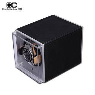 开合摇表器 1表位机械手表上链盒转表器晃表器 4G-AJ (PU)