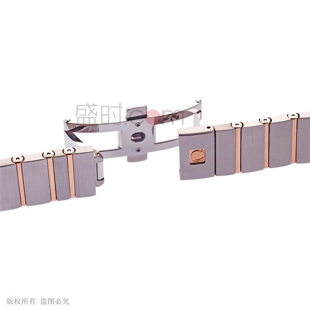 欧米茄 Omega CONSTELLATION 星座系列 123.20.27.60.55.001 石英 女款