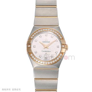 欧米茄 Omega CONSTELLATION 星座系列 123.25.27.60.52.001 石英 女款