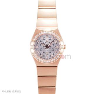 欧米茄 Omega CONSTELLATION 星座系列 123.55.24.60.52.001 石英 女款