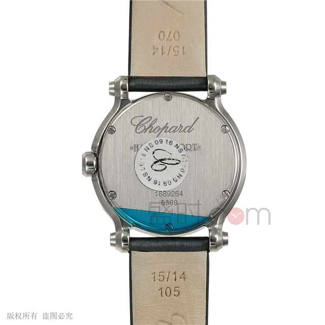 萧邦 Chopard 快乐运动系列 278509-2007 石英 女款