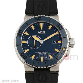 豪利時 Oris DIVERS 潛水系列鋼機械 643.7654.7185R 機械 男款