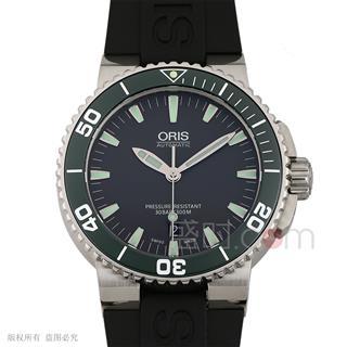 豪利时 Oris DIVERS 潜水系列钢机械 733.7653.4137R 机械 男款