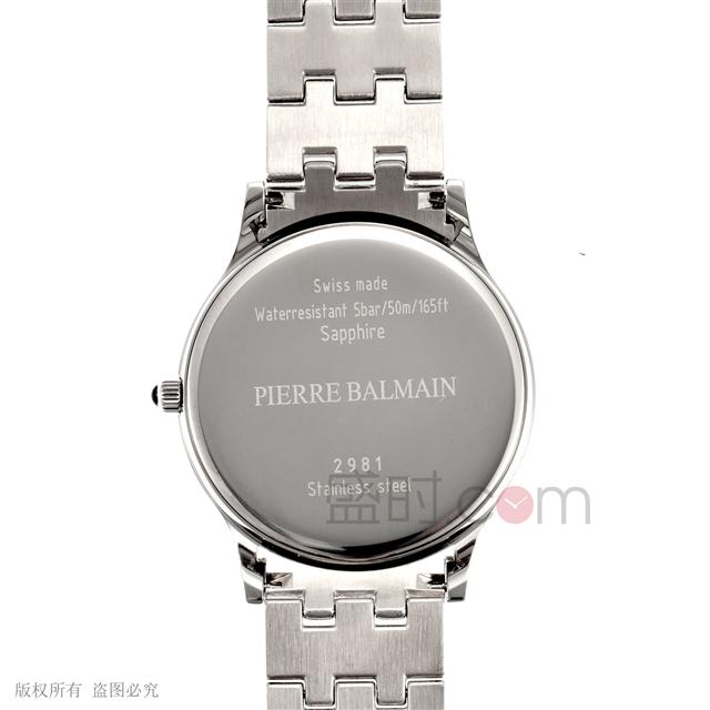 宝曼 BALMAIN 经典系列 B2981.33.22 石英 男款