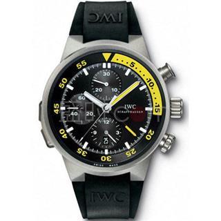 万国 IWC AQUATIMER 海洋时计系列 IW372304 机械 男款