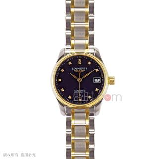浪琴 Longines MASTER COLLECTION 名匠系列 L2.128.5.57.7 机械 女款