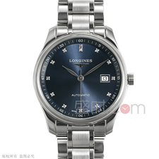 浪琴 Longines MASTER COLLECTION 名匠系列 L2.793.4.97.6 机械 男款